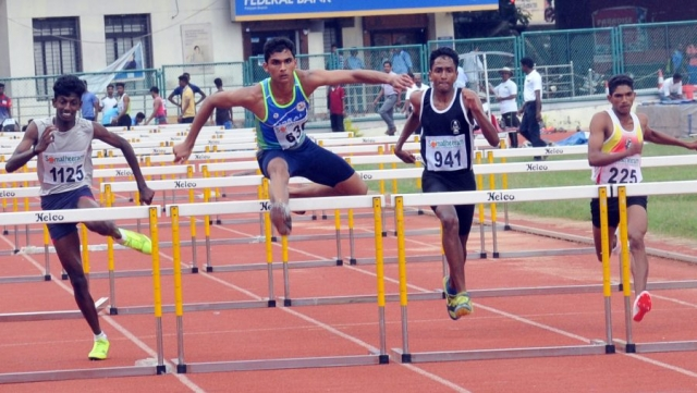 state junior athletics meet