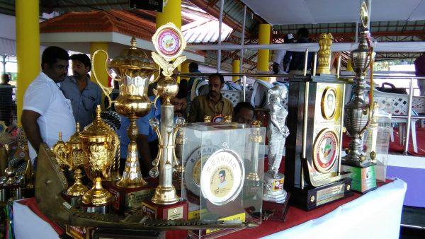 പ്രസിഡൻസ് ട്രോഫി വള്ളംകളി:ഒരുക്കങ്ങൾ തകൃതിയിൽ