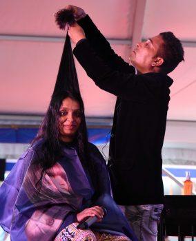 രാജ്യാന്തരബ്യൂട്ടി ട്രേഡ് ഫെയറിന് തുടക്കമായി